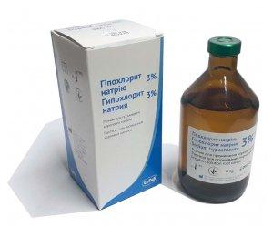 гипохлорид натрия 3%