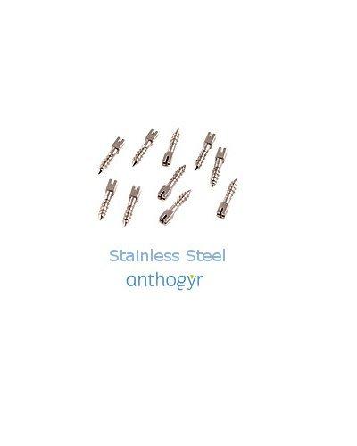 Штифты стальные Anthogyr
