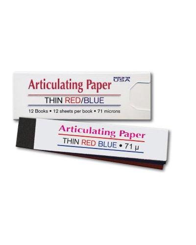Артикуляционная бумага Raydenco