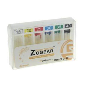 Бумажные штифты ZOGEAR