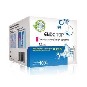 ENDO-TOP – иглы для промывания корневых каналов